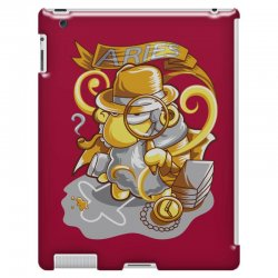 FUNNY ZODIAC SIGNS ARIES iPad 3 and 4 Case | Artistshot
