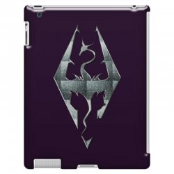Skyrim iPad 3 and 4 Case | Artistshot