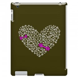 love gym pink dumble iPad 3 and 4 Case | Artistshot