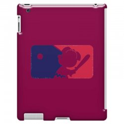 Peanuts League Baseball iPad 3 and 4 Case | Artistshot