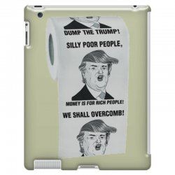 funny donald trump toilet paper iPad 3 and 4 Case | Artistshot