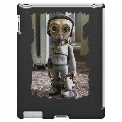funny alien iPad 3 and 4 Case   Artistshot
