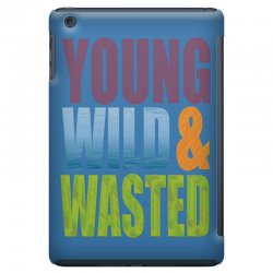 young wild wasted iPad Mini Case | Artistshot