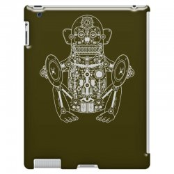 musician monkey robot iPad 3 and 4 Case | Artistshot