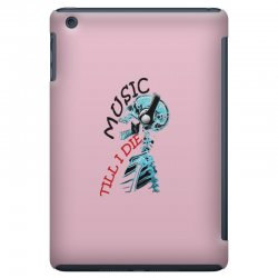 music till i die iPad Mini Case | Artistshot