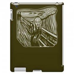 the scream iPad 3 and 4 Case | Artistshot