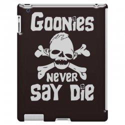 GOONIES NEVER Say DIE iPad 3 and 4 Case | Artistshot