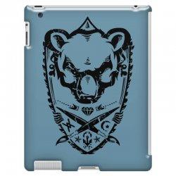 wild bear iPad 3 and 4 Case | Artistshot