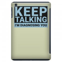 e10097e99 Custom Keep Talking I M Diagnosing You Funny Tote Bags By Mdk Art ...