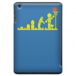 evolution lego basketball sports funny iPad Mini Case | Artistshot