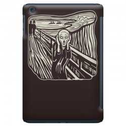the scream iPad Mini Case | Artistshot