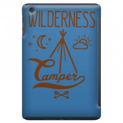 wilderness camper iPad Mini Case | Artistshot