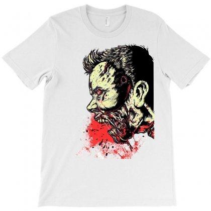 Zombie Bite T-shirt Designed By Sbm052017