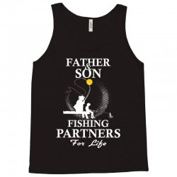 213188ad Custom Father And Son Fishing Partners For Life V-neck Tee By ...