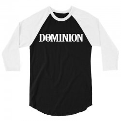 Dominion 3/4 Sleeve Shirt | Artistshot
