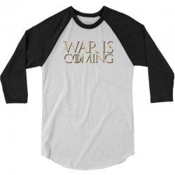 Dominion War is Coming 3/4 Sleeve Shirt | Artistshot
