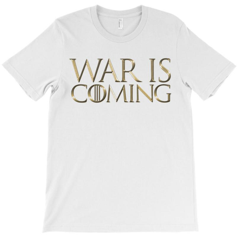 Dominion War Is Coming T-shirt | Artistshot