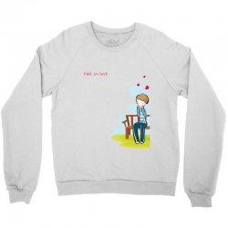 Fall In Love Crewneck Sweatshirt | Artistshot