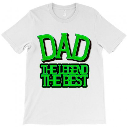 Dad T-shirt Designed By Frg
