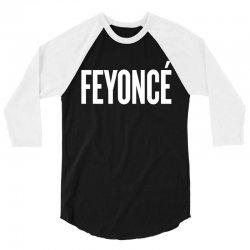 Feyonce 3/4 Sleeve Shirt | Artistshot