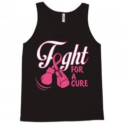 Fight For A Cure Tank Top | Artistshot
