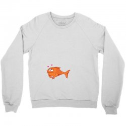 Fish Crewneck Sweatshirt | Artistshot