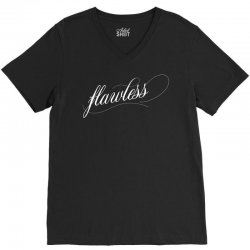 Flawless V-Neck Tee | Artistshot