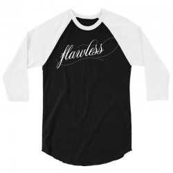 Flawless 3/4 Sleeve Shirt | Artistshot