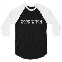 Good Witch 3/4 Sleeve Shirt   Artistshot