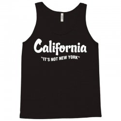 California It's Ok not to be Ok Tank Top | Artistshot