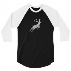Ugly Hipster Sweater 3/4 Sleeve Shirt   Artistshot