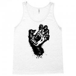 screaming hand werewolf Tank Top | Artistshot