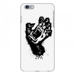 screaming hand werewolf iPhone 6 Plus/6s Plus Case | Artistshot