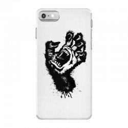screaming hand werewolf iPhone 7 Case | Artistshot