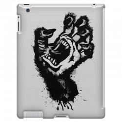 screaming hand werewolf iPad 3 and 4 Case | Artistshot