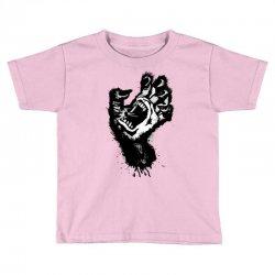 screaming hand werewolf Toddler T-shirt | Artistshot