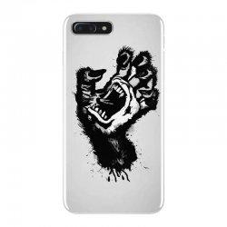 screaming hand werewolf iPhone 7 Plus Case | Artistshot