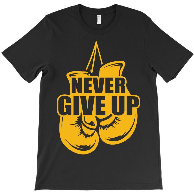 Never Give Up Appendix Cancer Awareness T-shirt | Artistshot