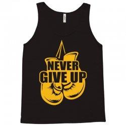 Never Give Up Appendix Cancer Awareness Tank Top | Artistshot