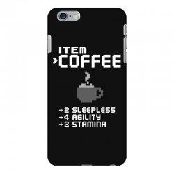Facts Of Coffee iPhone 6 Plus/6s Plus Case | Artistshot