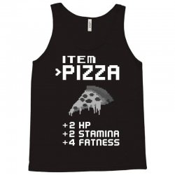 Facts Of Pizza Tank Top | Artistshot