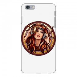 music girl iPhone 6 Plus/6s Plus Case | Artistshot