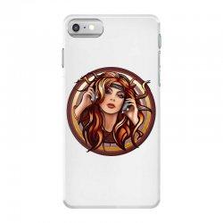 music girl iPhone 7 Case | Artistshot