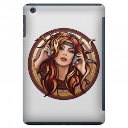 music girl iPad Mini Case | Artistshot