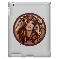 music girl iPad 3 and 4 Case | Artistshot