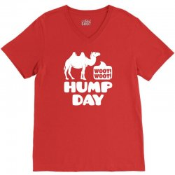 Woot Woot Hump Day V-Neck Tee | Artistshot