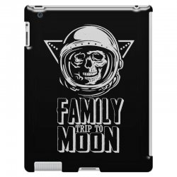 Family Trip To Moon iPad 3 and 4 Case | Artistshot