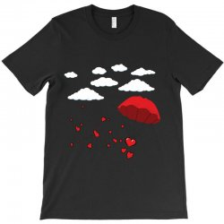 Heart Balon T-Shirt | Artistshot