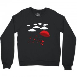 Heart Balon Crewneck Sweatshirt | Artistshot