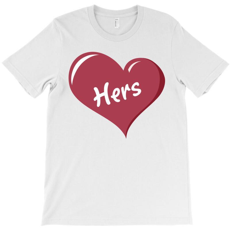Her T-shirt   Artistshot